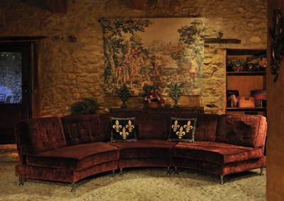 Sofa recepcion